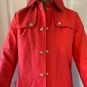 Ladies Tommy Hilfiger Warm Raincoat.